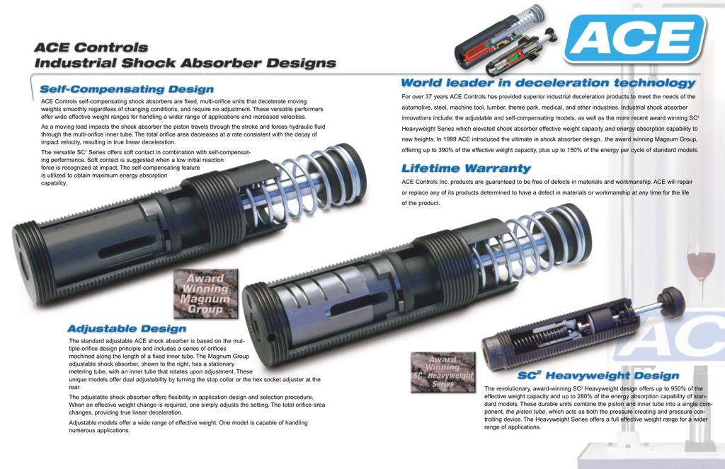 World American WA12-5100 Adjustable Torque Rod