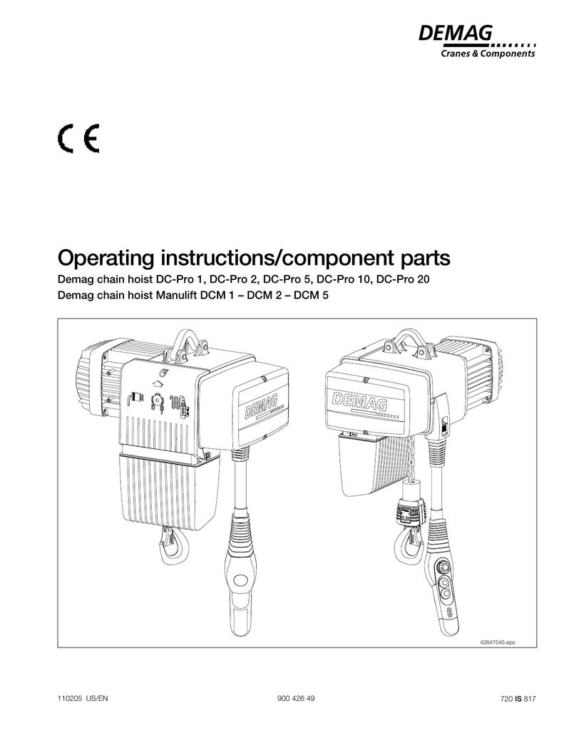dc pro op instructions manualzz com
