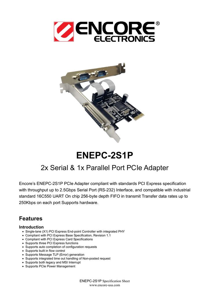 ENEPC-2S1P Data Sheet EN 4   manualzz com