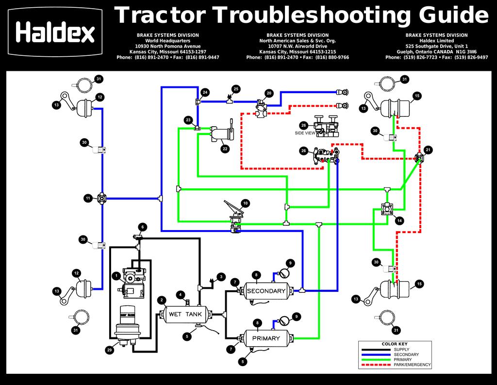 Haldex Wiring Diagram | Wiring Liry on