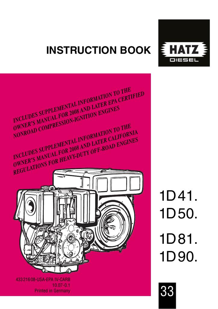 1D41, 1D50, 1D81, 1D90 | manualzz.com on