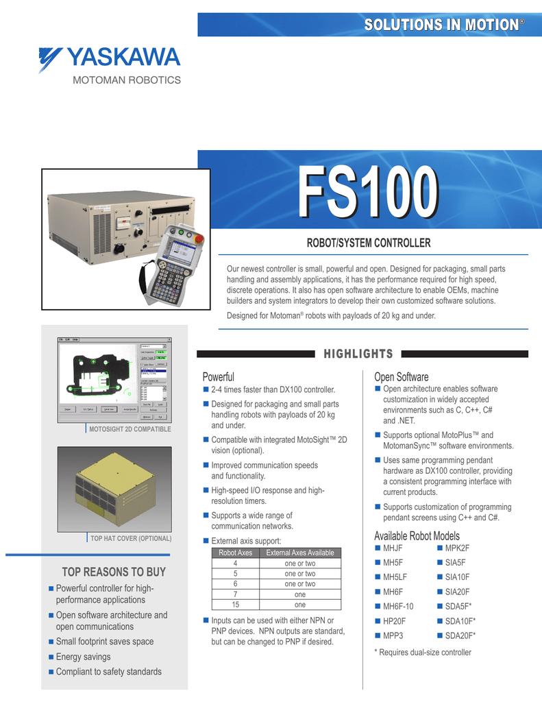 FS100 | manualzz com