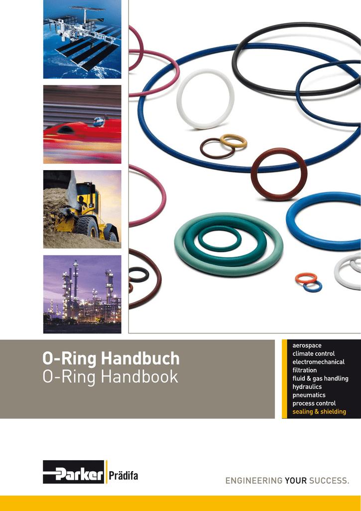 Dichtring O-Ring 37,47 x 5,34 mm NBR 70