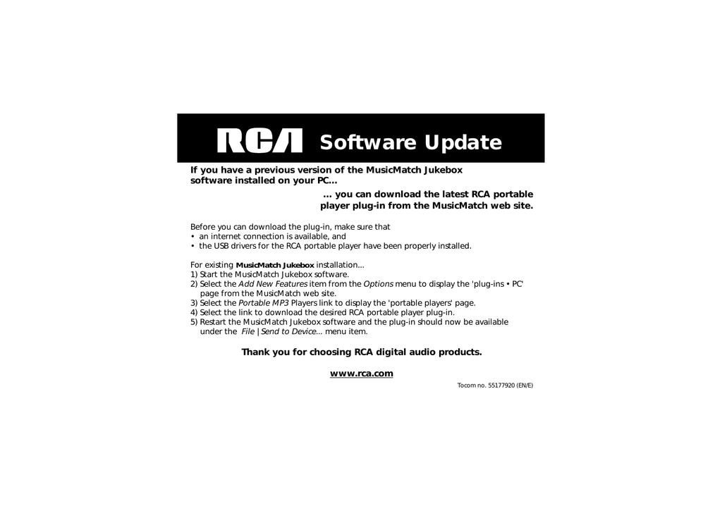 mmjb_software_update_insert | manualzz com