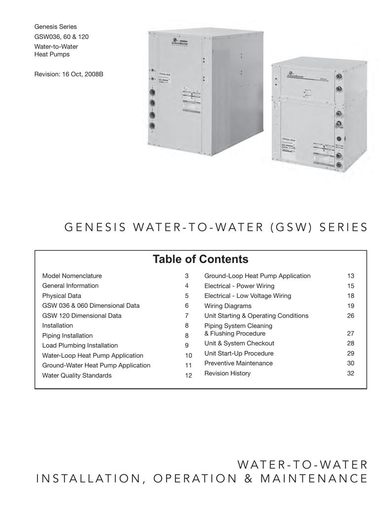 Heat Pump Low Voltage Wiring Diagram