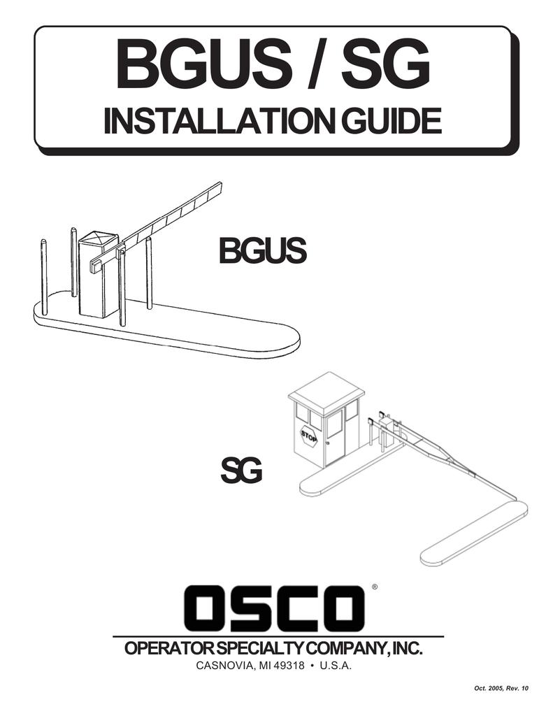 Osco Rs Wiring Diagram