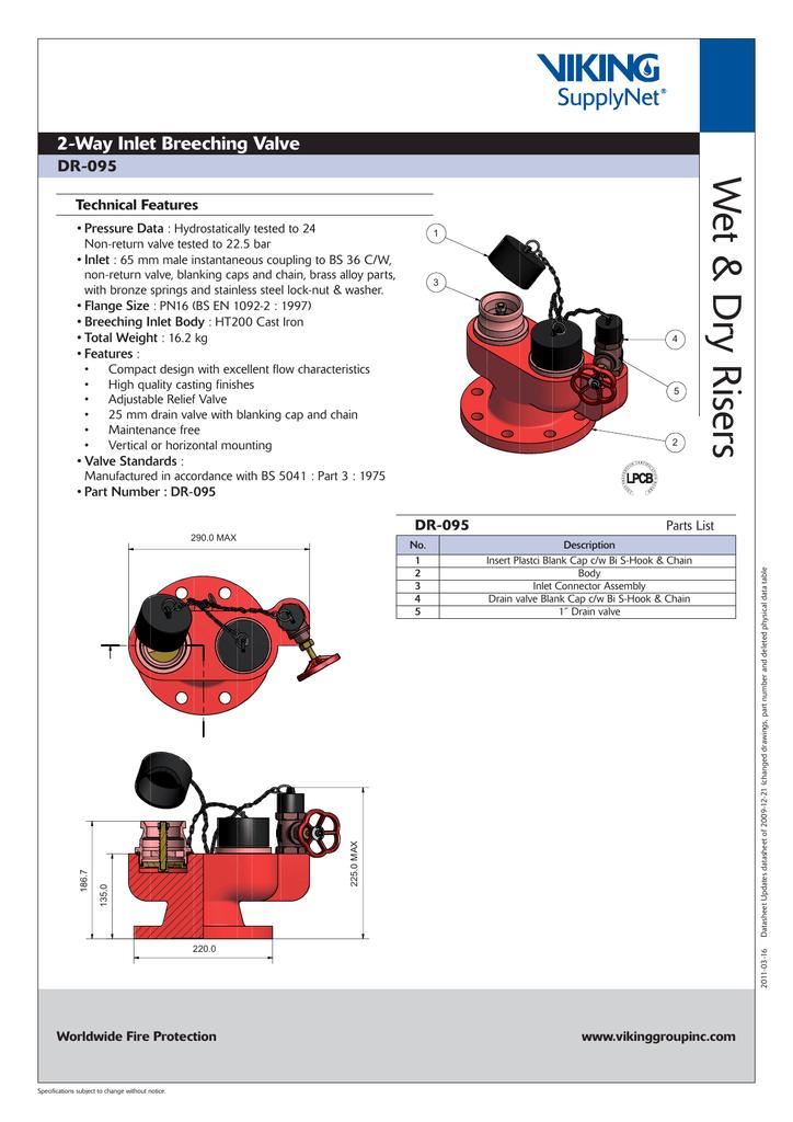 W Et  U0026 Dry Risers 2