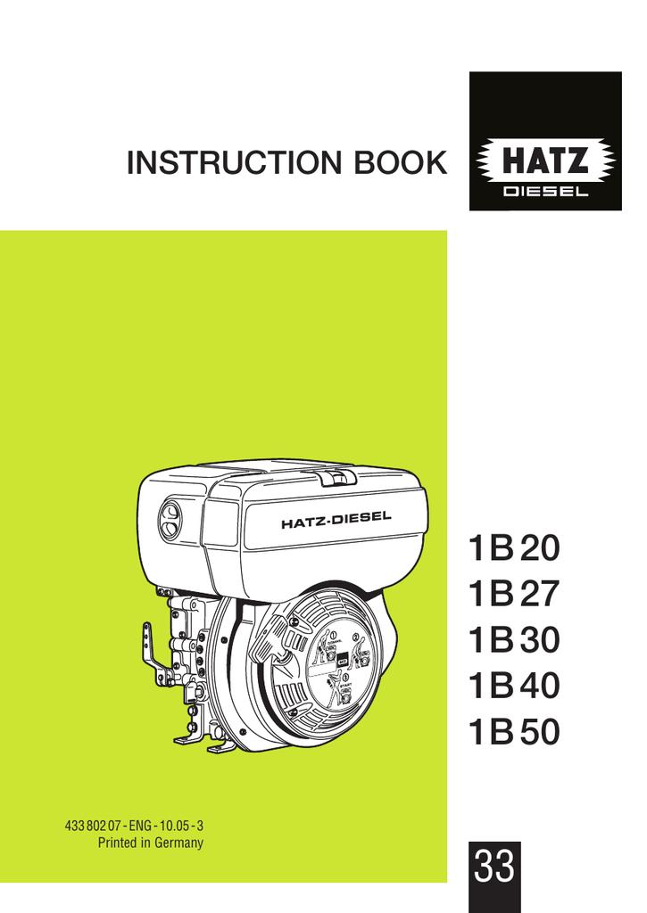 Hatz IB20-IB50   manualzz.com on