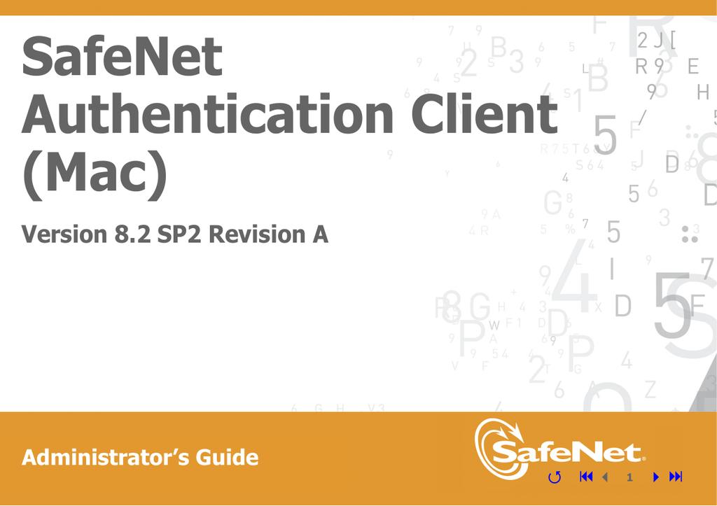 Safenet Authentication Client Administrator Guide | manualzz com