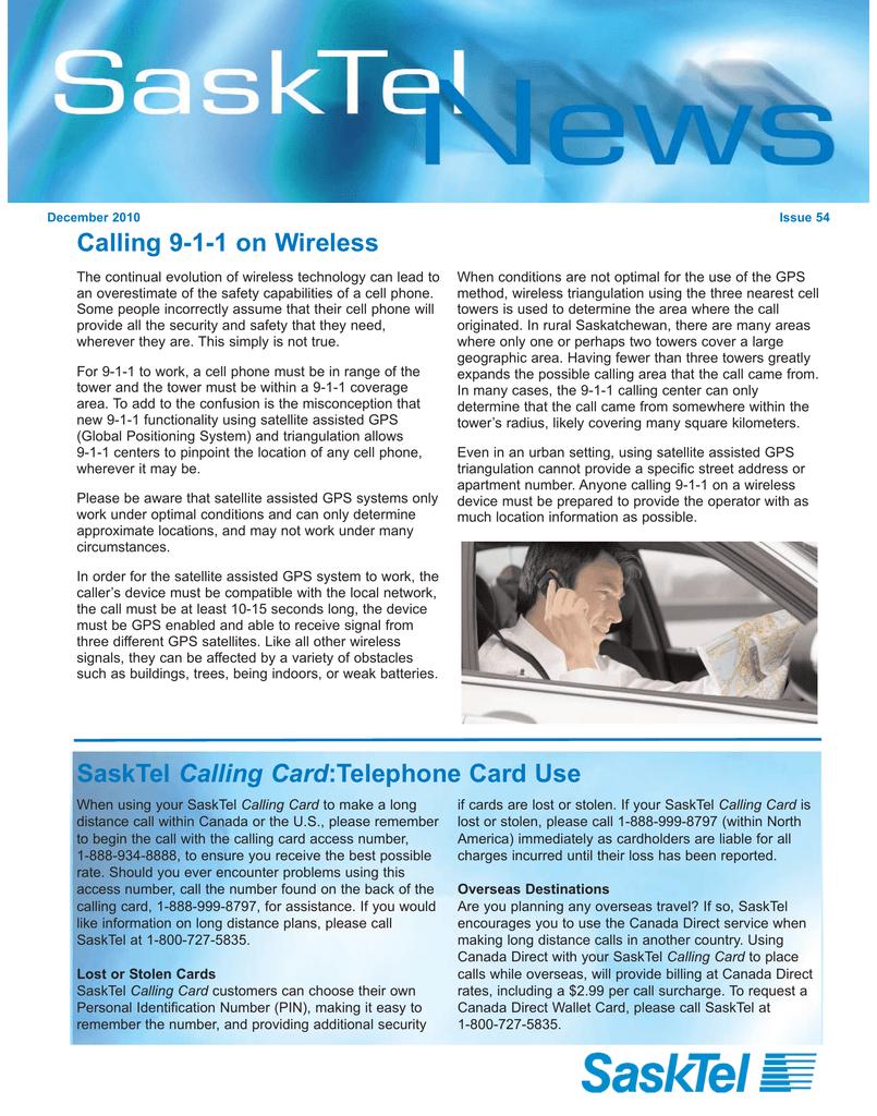 SaskTel News - Issue 54 | manualzz com
