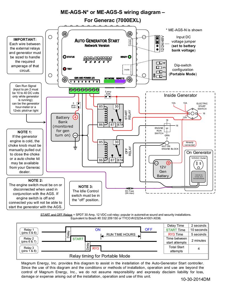 generac engine wiring diagram generac 7000exl manualzz  generac 7000exl manualzz