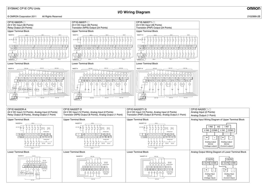 Generous Terminal Block Wiring Diagram Contemporary - Electrical .