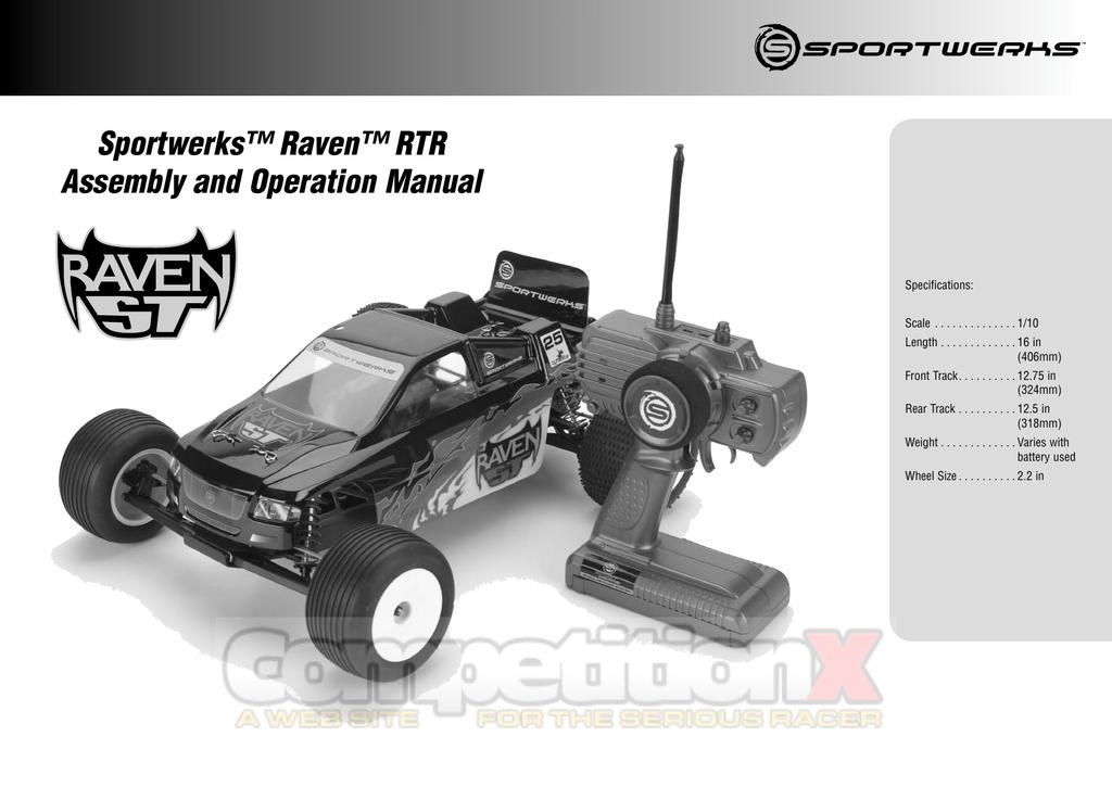 Axial Racing Scx10 II Battery Tray AXIAX31388