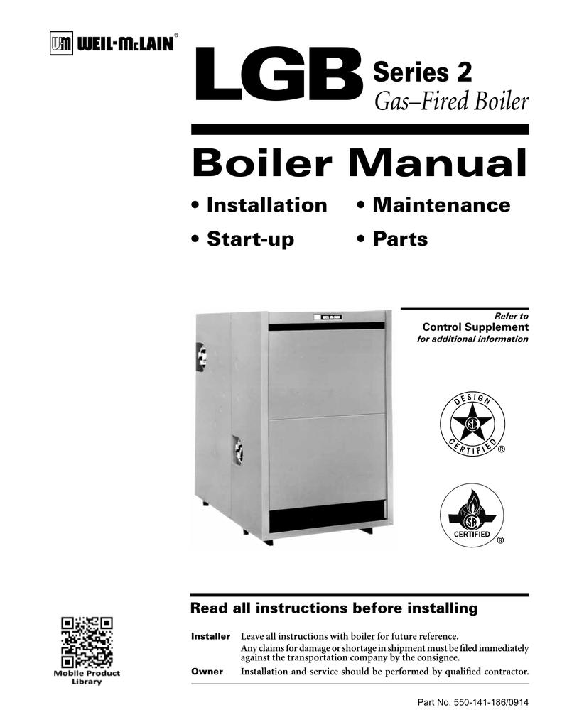 LGB Boiler Manual | manualzz.com