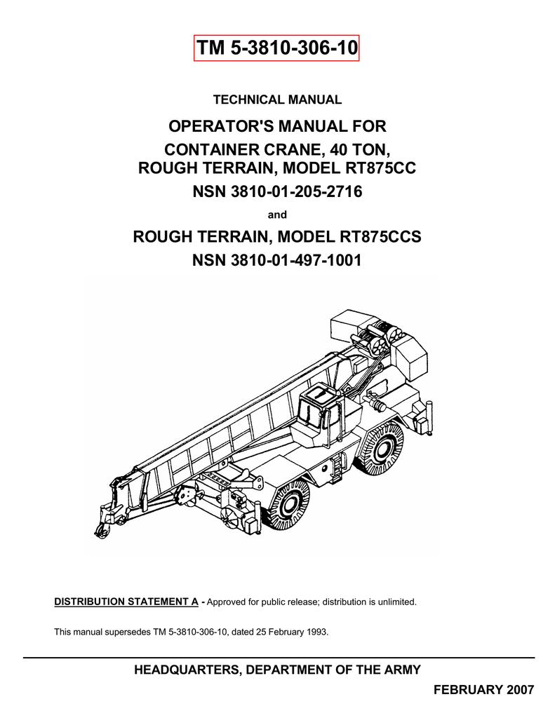TM-5-3810-306-10 | manualzz com