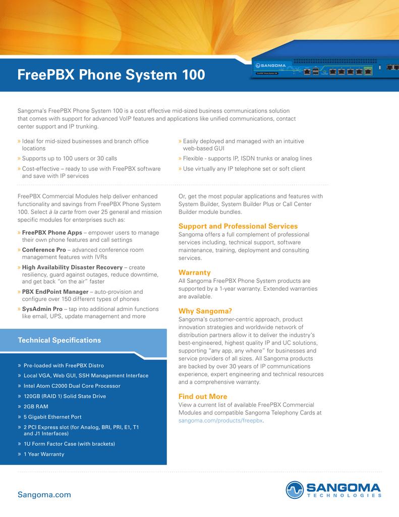 Sangoma-Free-PBX-Phone-System | manualzz com