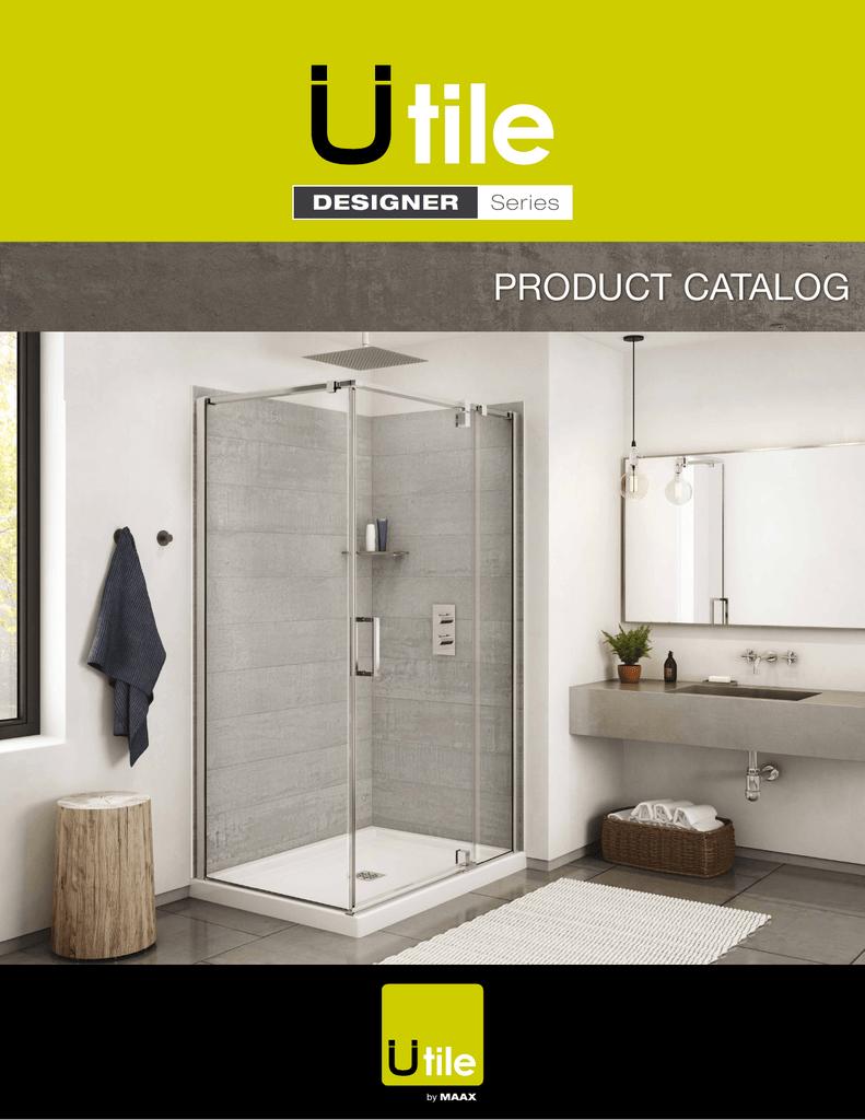 PRODUCT CATALOG Series DESIGNER | manualzz.com