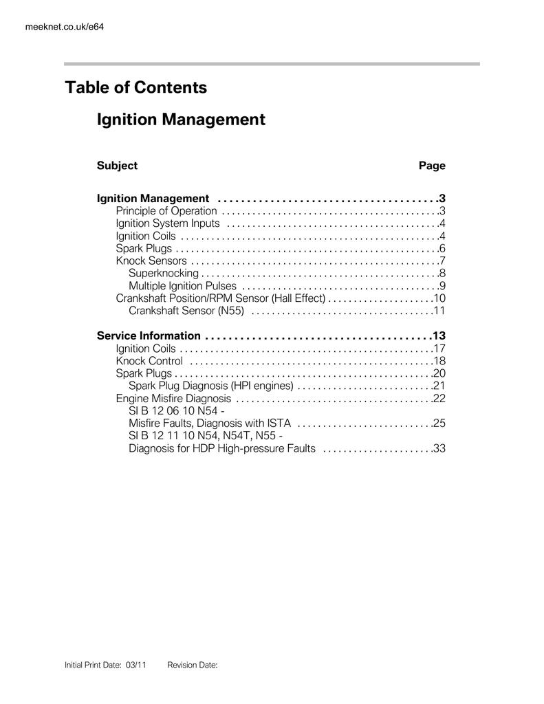 05_Ignition Management | manualzz com