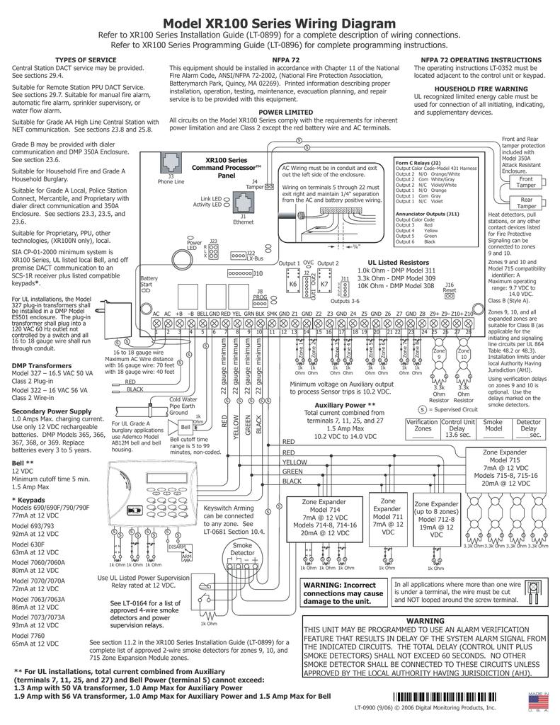 Xr 100 Wiring Diagram 72 Yamaha