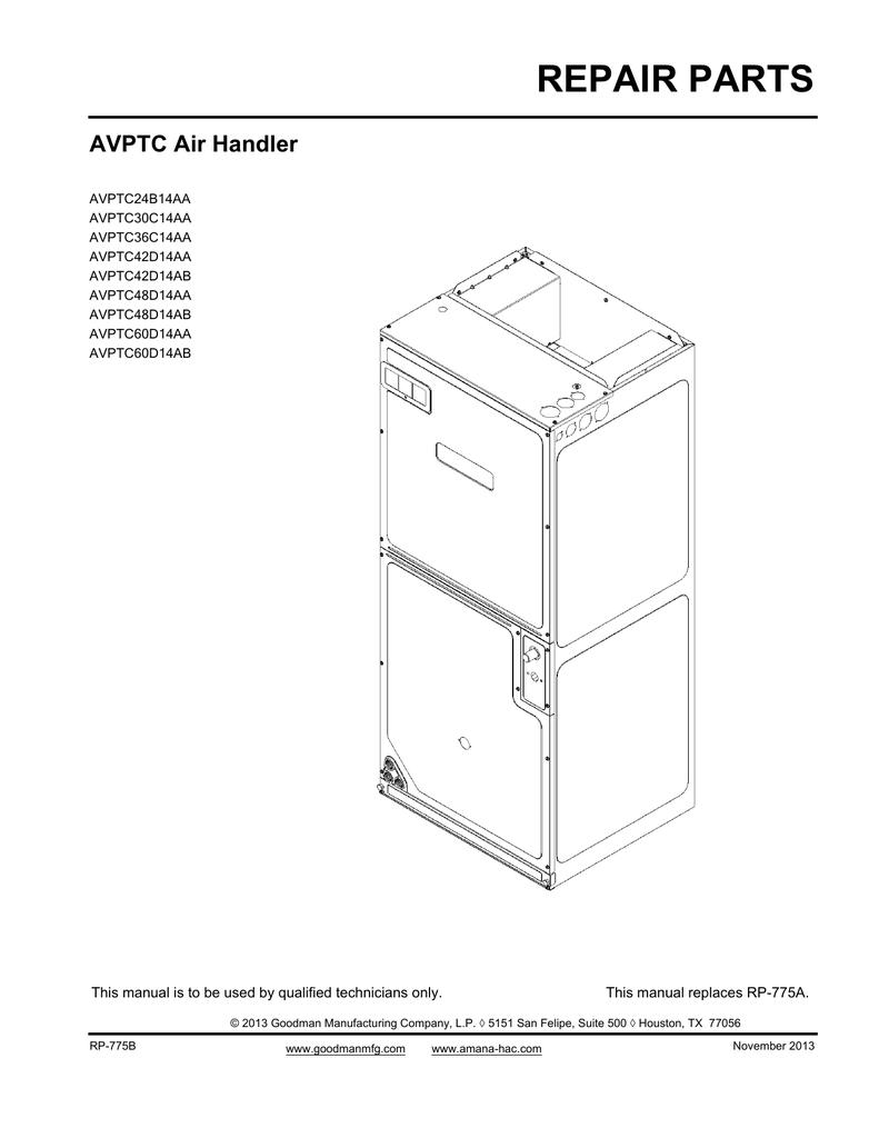 012202379_1 17a6018953ee7b1b3abd02886ca5dab5 repair parts avptc air handler manualzz com
