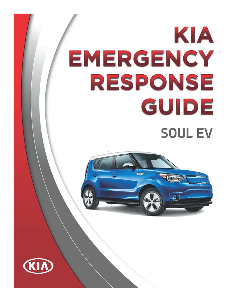 Kia Soul: Emergency towing