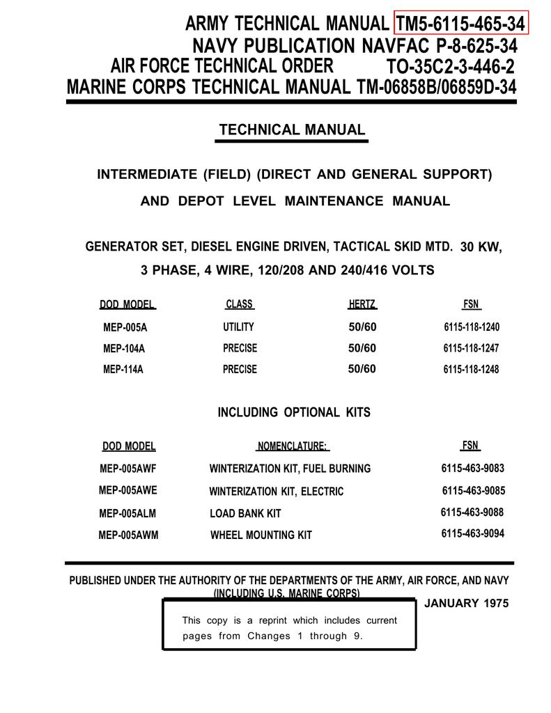 TM-5-6115-465-34 | Manualzz