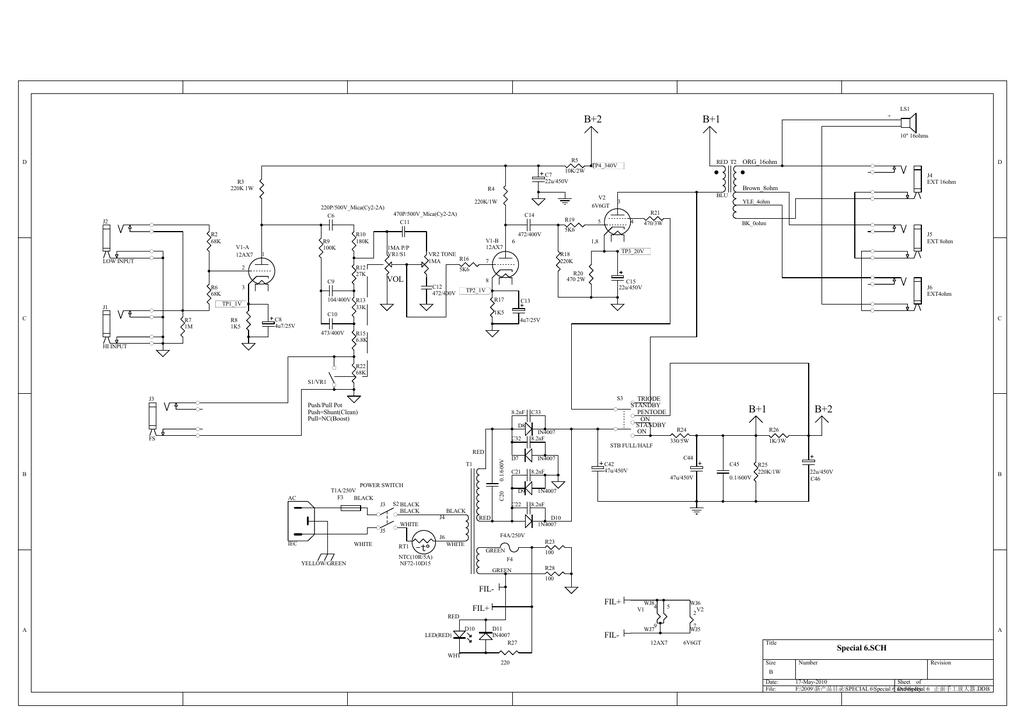 VHT_Special_6_Schematic_5-17 | manualzz.com on