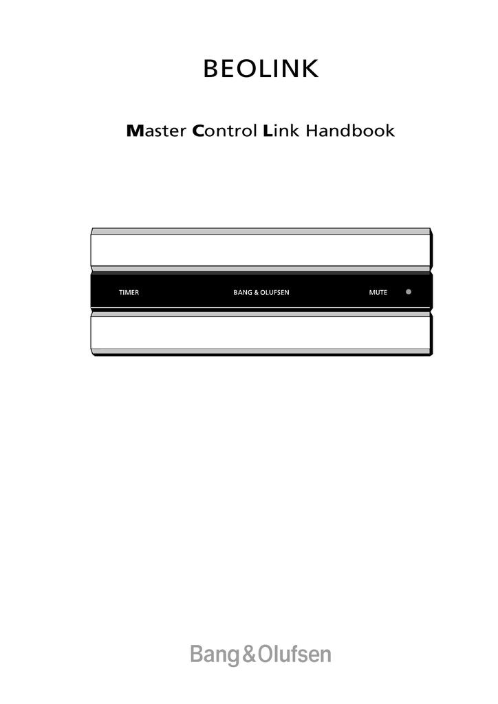 neu 7210940 socket white Bang /& Olufsen Master Link Dose w