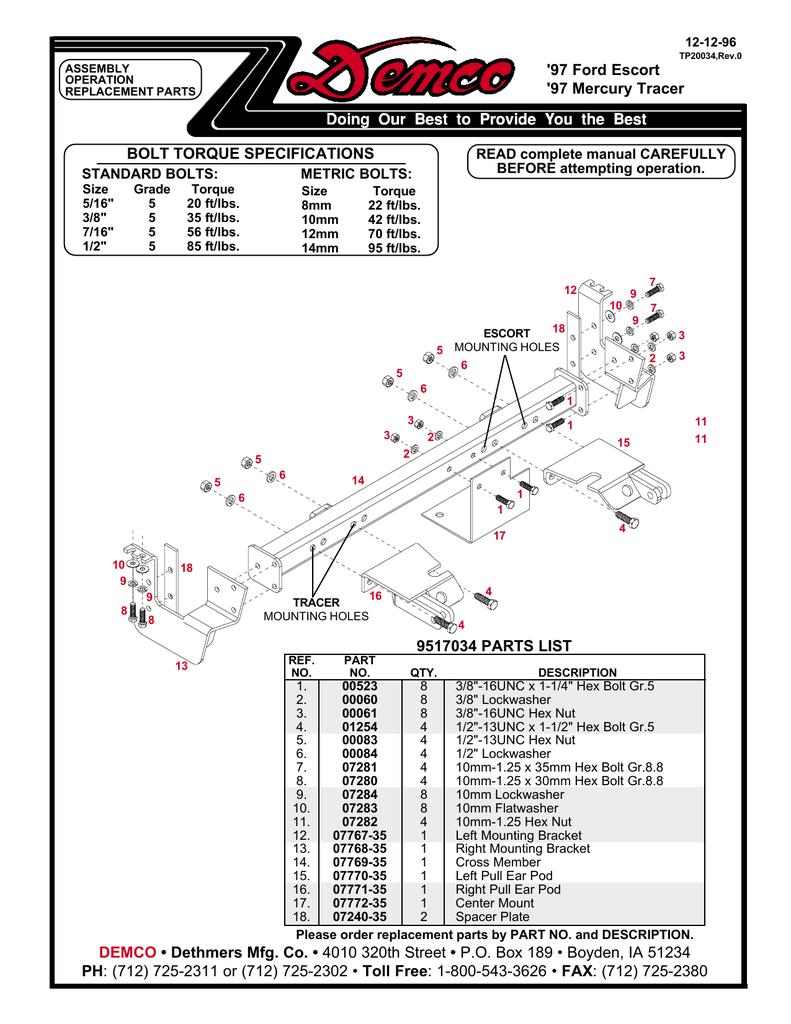 TP20034 - 9517034 Baseplate | manualzz com