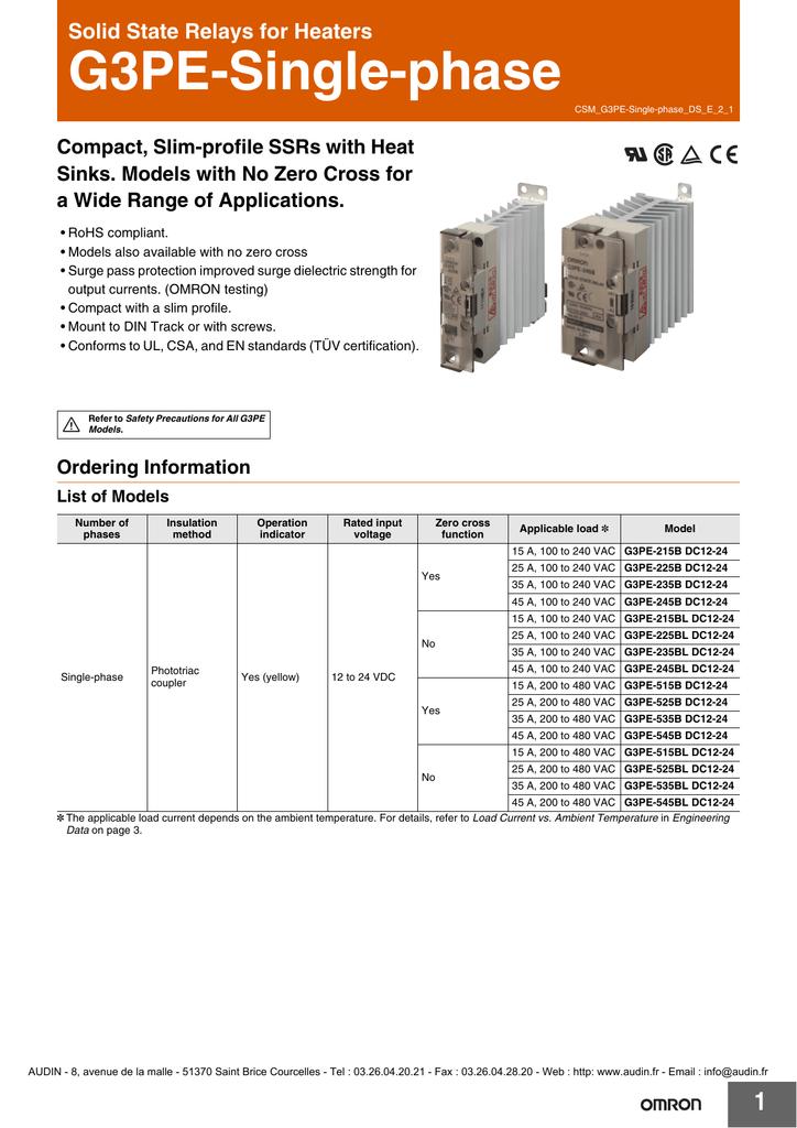 G3PE monophas (PDF/2,02Mo) [EN]   manualzz.com on