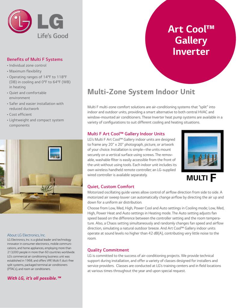 Art Cool Gallery Inverter Manualzz Com