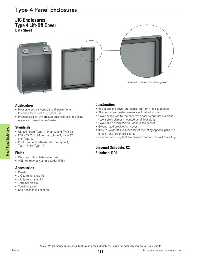 JIC Type 8 Lift   Manualzz