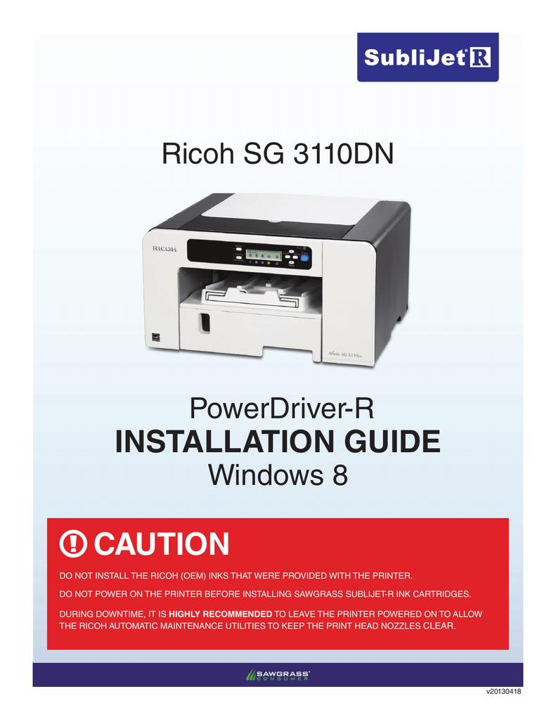 How To Restart Ricoh Printer
