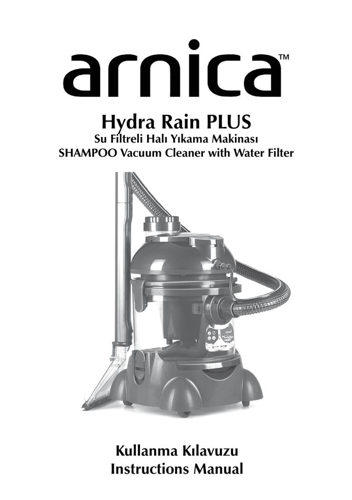 arnica hydra rain kullanim klavuzu