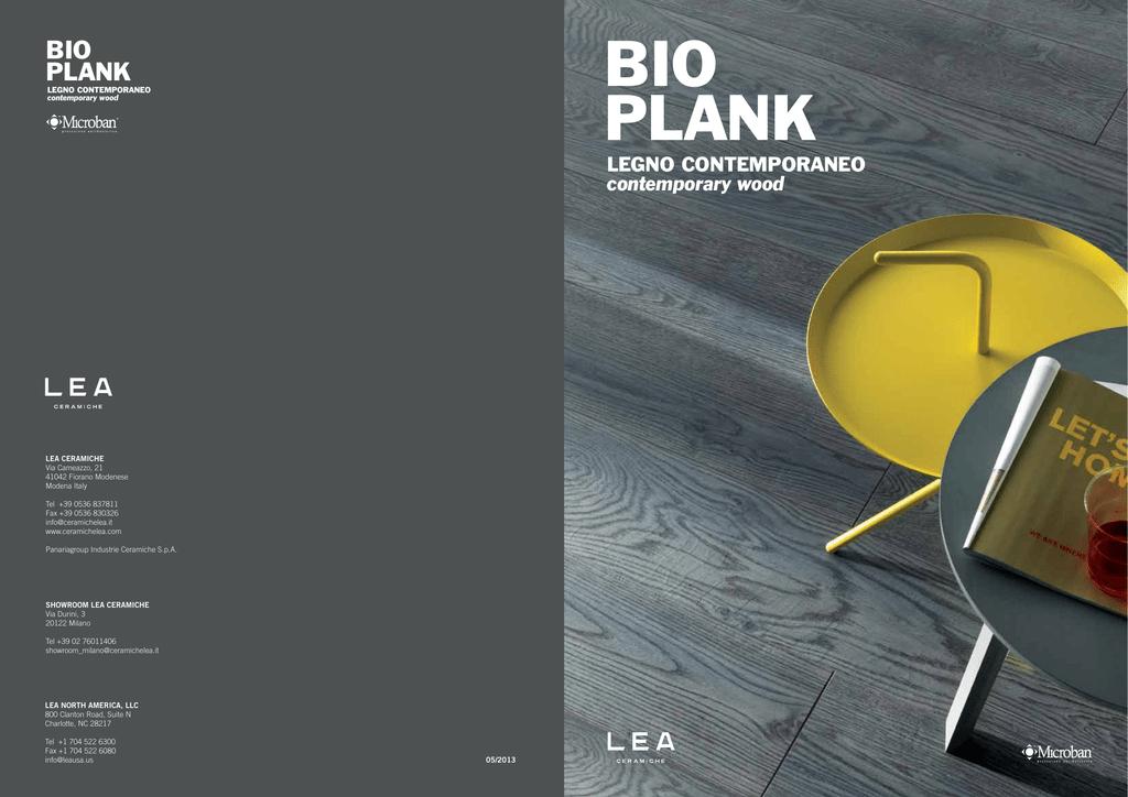 Lea Ceramiche Bioessenze Prezzi.Bioplank 0513 Manualzz Com