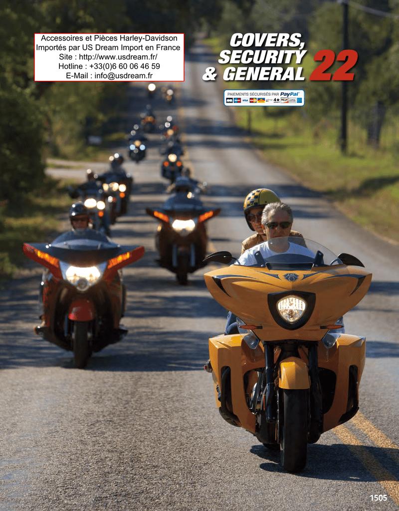 télécharger et consultez le PDF Général et Sécurité Harley