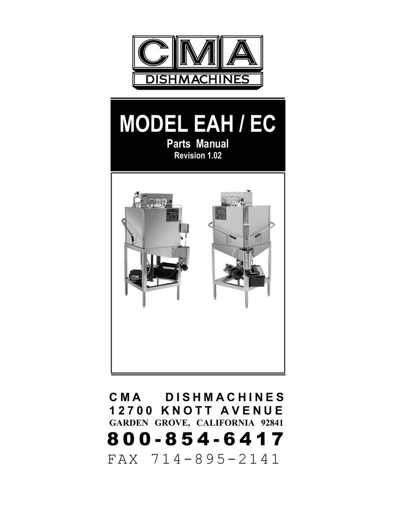 Cma Dish Machines 03603.20 1//2 Water Solenoid Bonnet