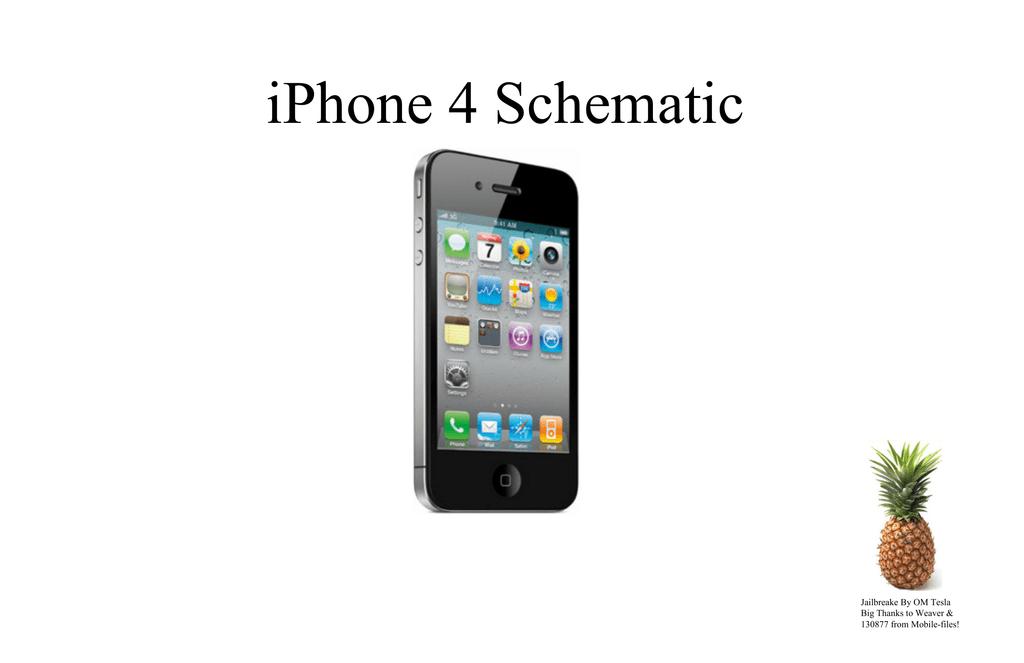 iPhone 4 schem   manualzz com