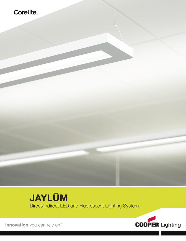 Corelite Jaylum Brochure Manualzz