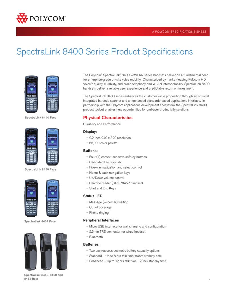spectralink-8400   manualzz com