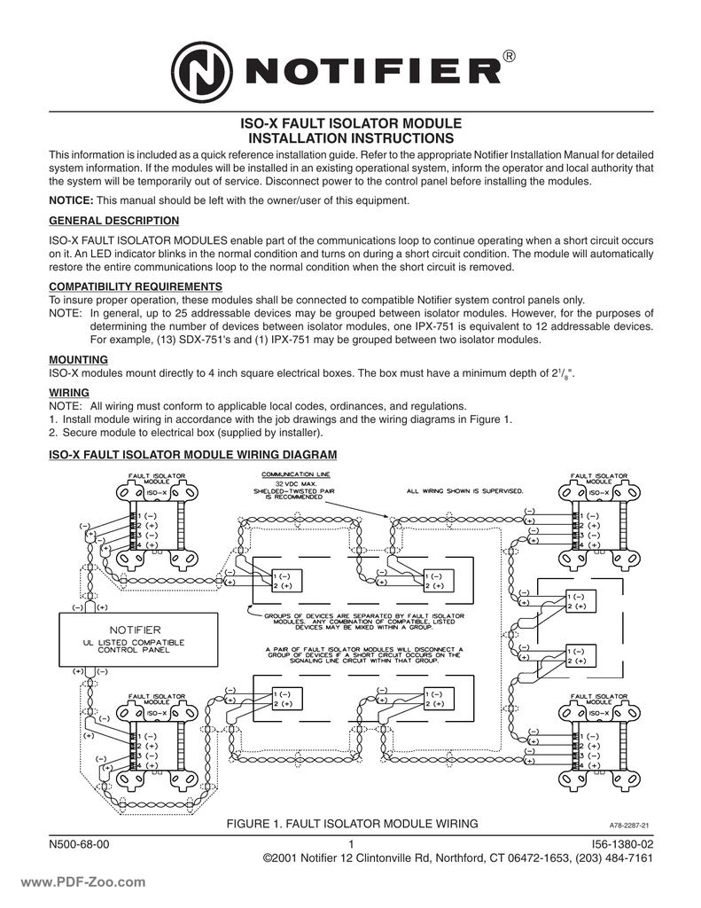 notifier control module wiring diagram trusted wiring diagram u2022 rh soulmatestyle co western 4 port isolation module wiring diagram notifier isolator module wiring diagram