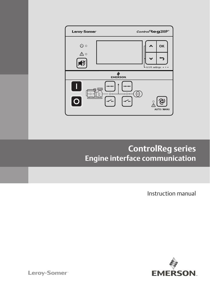 Engine Interface Communication Manualzz