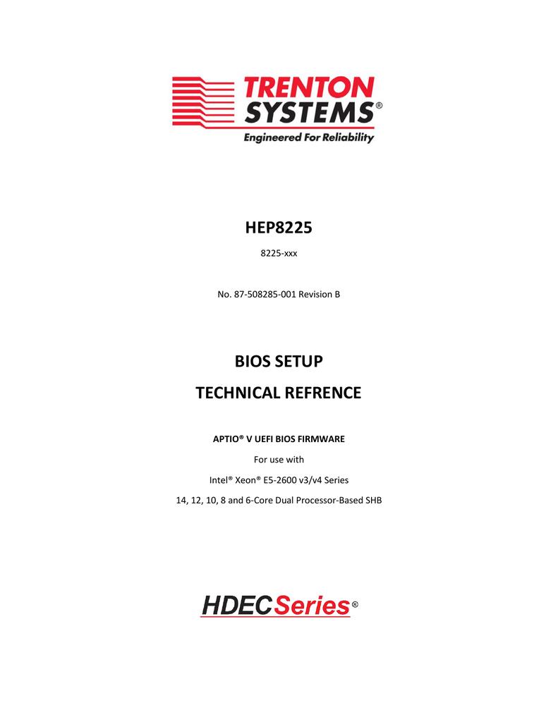 HEP8225 BIOS Setup   manualzz com