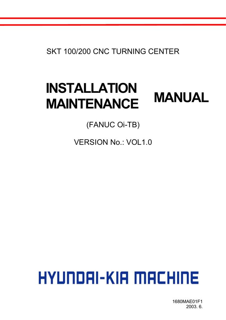 Hyundai Wia SKT100 200 | manualzz com