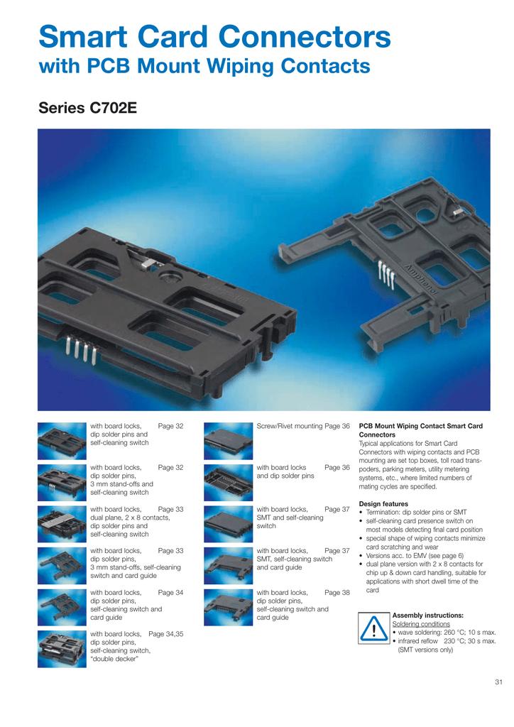 C702E PCB mount | manualzz com