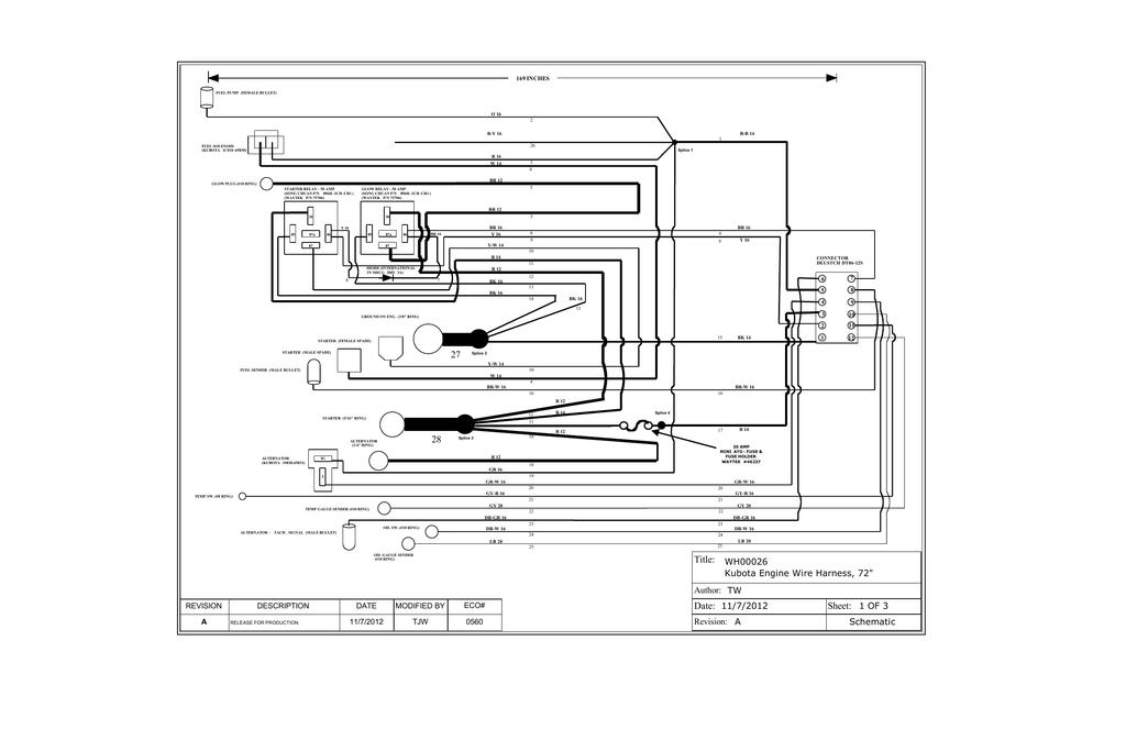 [SCHEMATICS_4FR]  Kubota Engine Wiring Diagram | Manualzz | Kubota Glow Plug Wiring Diagram |  | manualzz