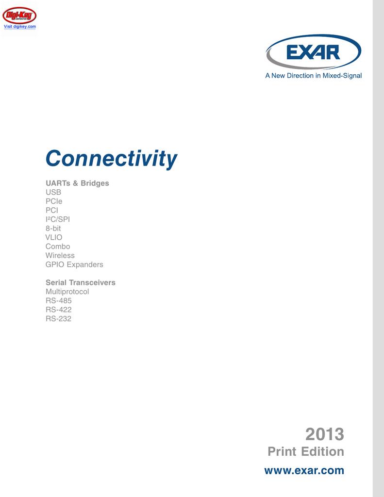 Connectivity | manualzz com