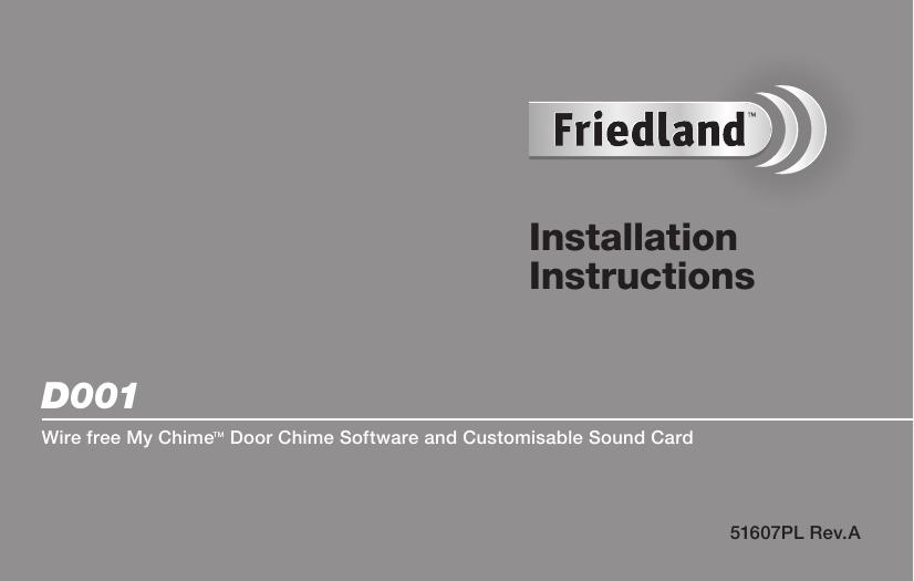 D001 Mychime Wirefree USB Chime | manualzz com