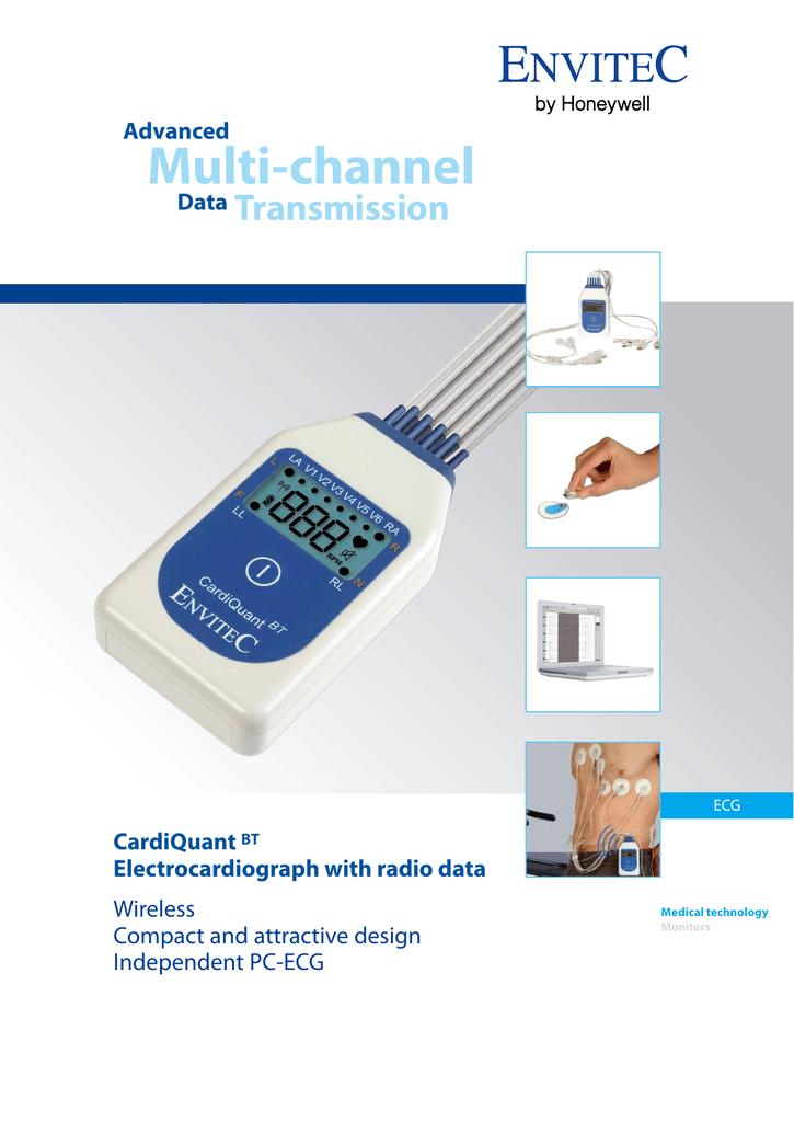 Cardiquant electrocardiograph | manualzz com