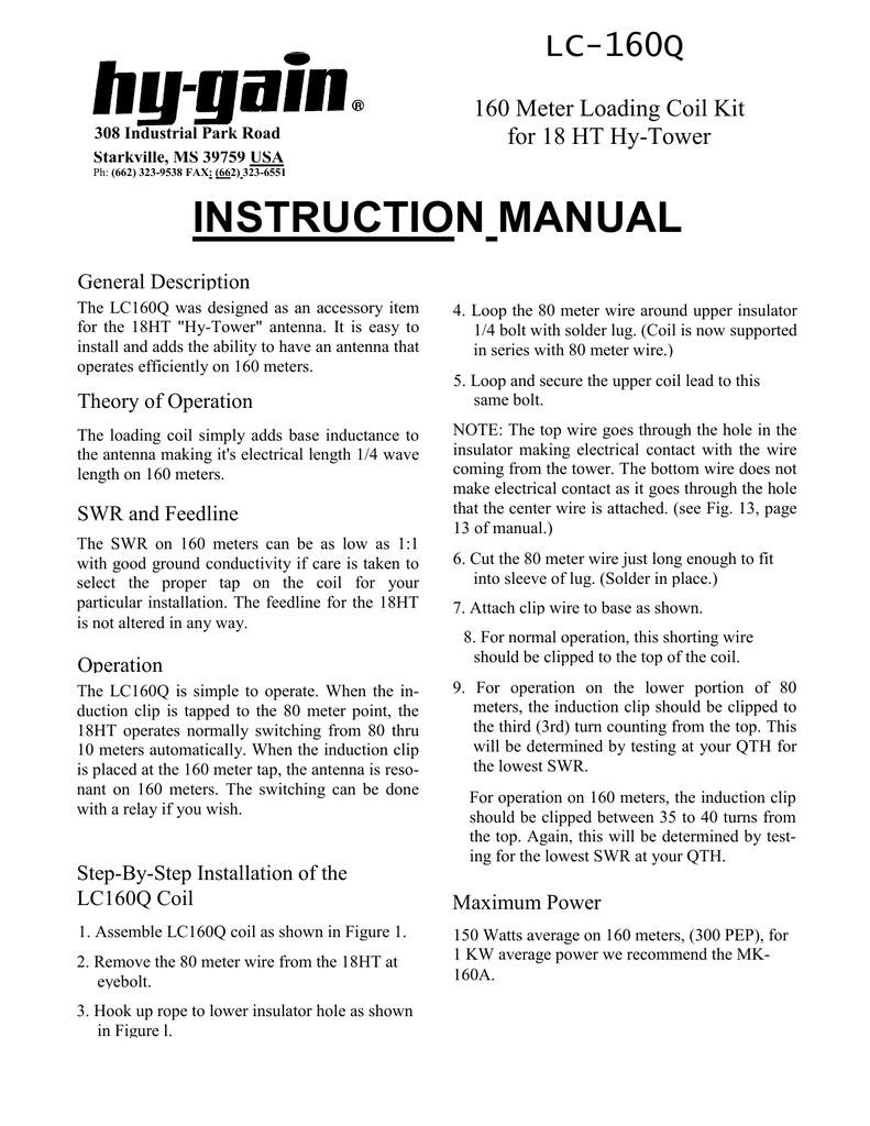 lc-160q | manualzz com